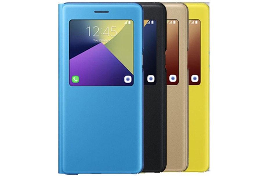 کیف اورجینال S Viwe با قابلیت تبدیل به استند مخصوص گوشی گلکسی نوت 7